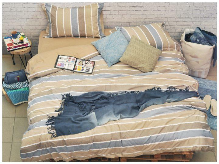 BED SHEEET SET LURK BEIGE