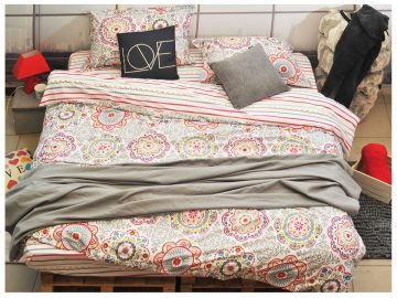 BED SHEEET SET BOHO