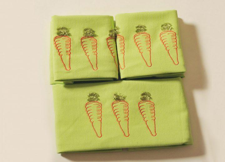 KITCHEN TOWELS 3 PIECES