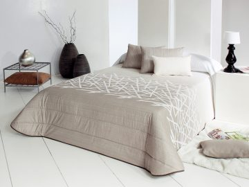 EDGAR QUILTED BEDSPREAD 3B C.01