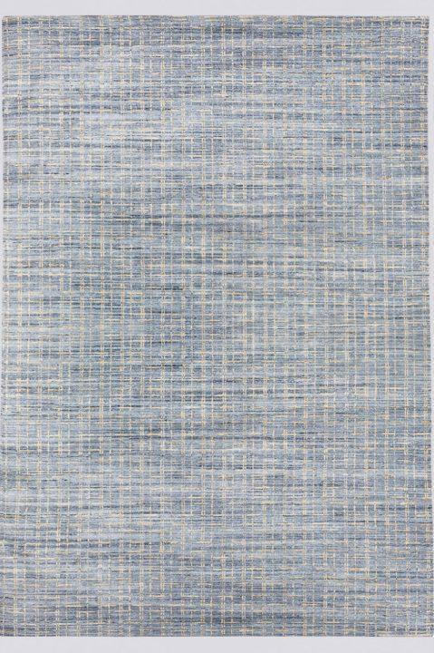 HANDLOOM BLUE/YELLOW170X240