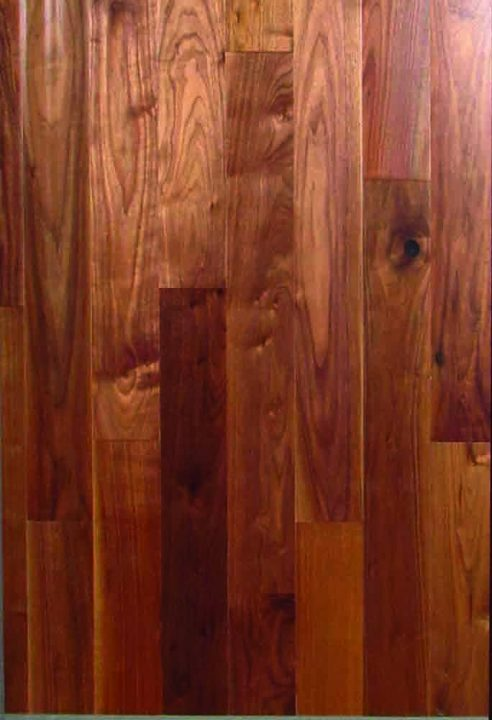 1 STRIP WALNUT ABCD LAQUERED